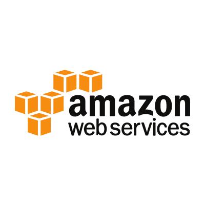 לוגו של שירותי ענן של אמזון amazon web services